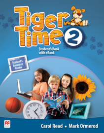 Tiger Time 2 Student's Book + eBook Pack