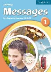 Messages Level1 EAL Teacher's Resource CD-ROM