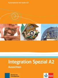 Integration Spezial A2 Kursmaterial met Audio-CD