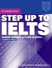 Step Up to IELTS Teacher's Book