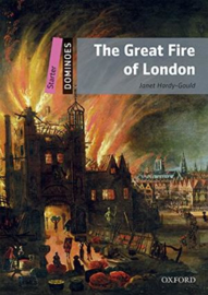 Dominoes Starter The Great Fire Of London Audio Pack