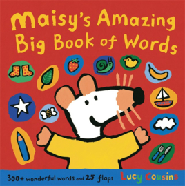 Maisy's Amazing Big Book Of Words (Lucy Cousins)