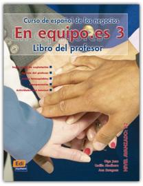 En equipo.es 3 - Libro del Profesor