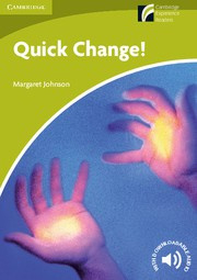 Quick Change!: Paperback