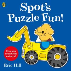 Spot's Puzzle Fun
