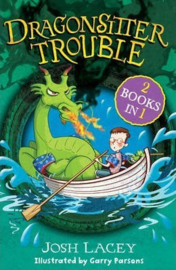 Dragonsitter Trouble (Josh Lacey) Paperback / softback