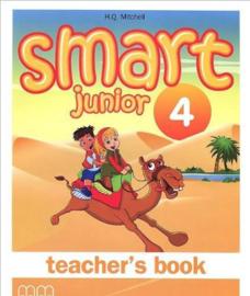 Smart Junior 4 Teacher's Book