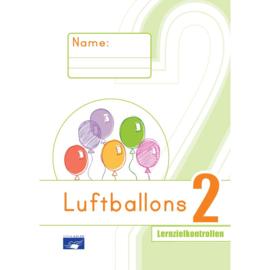 LUFTBALLONS 2 Lernzielkontrollen