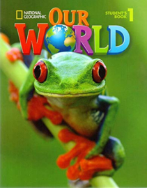 Our World 1 Student's Book + Student Cdrom
