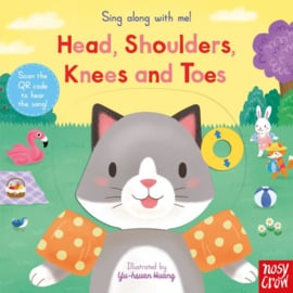 Sing Along With Me! Head, Shoulders, Knees and Toes (Board Book)