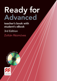 Ready for Advanced (3rd edition) Teacher's Book + eBook Pack