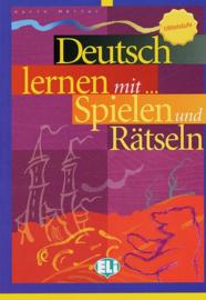 Deutsch lernen met ... Spielen en Rätseln Mittelstufe