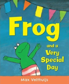 Frog and a Very Special Day (Max Velthuijs) Paperback / softback