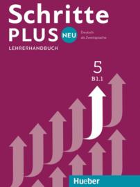 Schritte plus Neu 5 Lerarenboek
