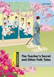 Dominoes One Teacher's Secret And Other Folk Tales Audio Pack