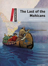 Dominoes Three The Last Of The Mohicans Audio Pack