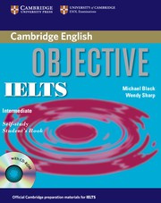 Objective IELTS Intermediate Student's Book with answers with CD-ROM