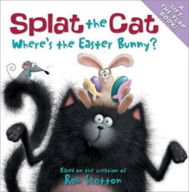 Splat the Cat : where's the Easter Bunny?