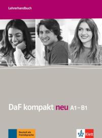 DaF kompakt neu A1-B1 Lerarenboek