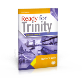 Ready For Trinity 5-6 Level - Teacher's Notes With Answer Key And Audio Transcripts