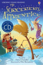 The Sorcerer's Apprentice Book with CD