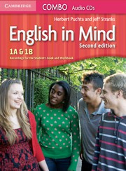 English in Mind Second edition Levels1Aand1B Combo Audio CDs (3)