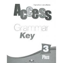 Access 3 Grammar Book Plus Key (international)
