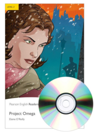 Project Omega Book & CD Pack