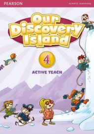 Our Discovery Island Level 4 Digiboardsoftware (Active Teach)