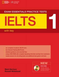 Exam Essentials: Ielts Practice Test 1 with Key + Dvd-rom (new Edition)