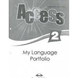 Access 2 My Language Portfolio (international)