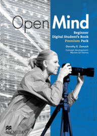 Open Mind Beginner Digital Student's Book Premium Pack