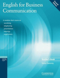 English for Business Communication Second edition Teacher's Book