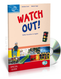 Hands On Languages - Watch Out Teacher's Guide + 2 Audio Cd