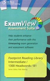 Footprint Reading Library 1300 - Examview Cd-rom (x1)