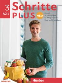 Schritte plus Neu 3 –  Interactief Digitaal Studentenboek en Werkboek