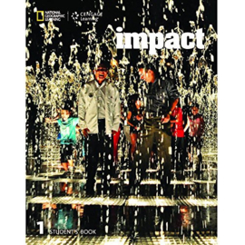 Impact 1 Student Book + Online Workbook PAC