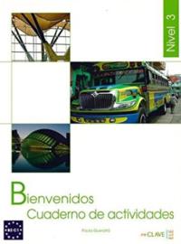 Bienvenidos 3 Cuaderno de actividades (B2-C1)