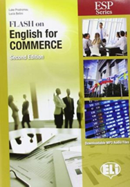 E.s.p. - Flash On English  For Commerce - New 64 Page Edition
