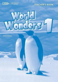 World Wonders 1 Teacher's Book