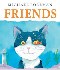Friends (Michael Foreman) Hardback