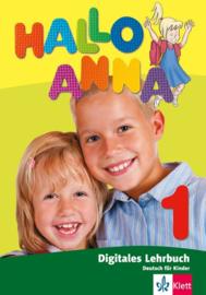Hallo Anna 1 Lehrbuch digital
