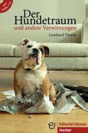 Der Hundetraum en andere Verwirrungen Buch met Audio-CD