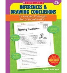 35 Reading Passages for Comprehension: Inferences  Drawing Conclusions