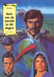 Striproman: Reis om de wereld in 80 dagen