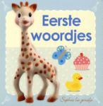 Baby kartonboekje Sophie - Eerste woordjes (Sophie la Girafe) (Hardback)