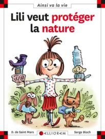 23. Lili veut protéger la nature