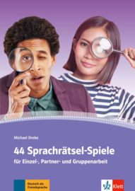 44 Sprachrätsel-Spiele