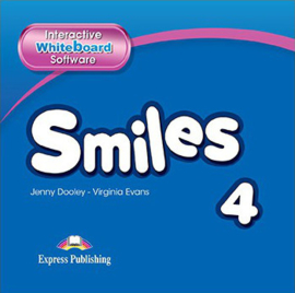 Smiles 4 Interactive Whiteboard Software (international)