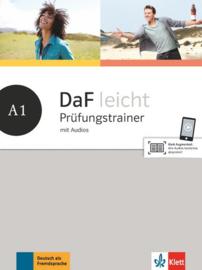 DaF leicht A1 Prüfungstrainer met Audios